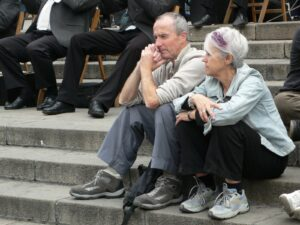 Scheiden en Pensioen via Mediation