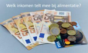 Inkomen bij Alimentatie - Scheiden - Mediation Soest en Amersfoort